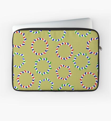 Happy Garlands Laptop Sleeve