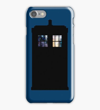 Anywhere in Time and Space iPhone Case/Skin