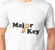 Major Key Unisex T-Shirt