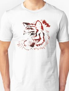Tiger paint T-Shirt