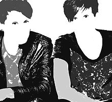Dan & Phil | Grey & Grey by idk last name