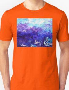 Abstract Ocean Fantasy IV Unisex T-Shirt
