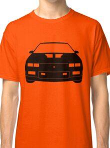 Third Gen Chevy Camaro - BLACK Classic T-Shirt