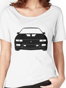 Third Gen Chevy Camaro - BLACK Women's Relaxed Fit T-Shirt