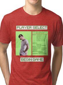 Jacksepticeye Player Select Screen Tri-blend T-Shirt