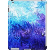 Abstract Ocean  Fantasy V iPad Case/Skin