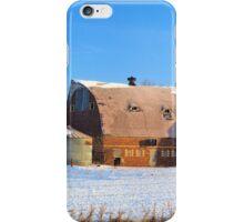 Abandoned Winter iPhone Case/Skin