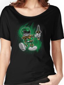 Vintage Green Ranger Women's Relaxed Fit T-Shirt