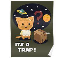 Its a Cat Trap! Poster