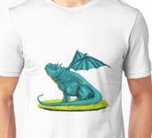 Playful Dragon Unisex T-Shirt