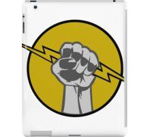 Zeus Power Hand iPad Case/Skin