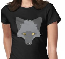 A beautiful Silver Fox Womens Fitted T-Shirt
