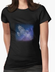 Ghost Serenity Womens Fitted T-Shirt