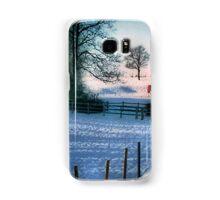 The Snow Fields Samsung Galaxy Case/Skin