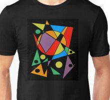 Abstract #130 Unisex T-Shirt