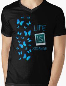 Butterfly Effect Mens V-Neck T-Shirt