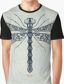 Dragonfly illustration Graphic T-Shirt
