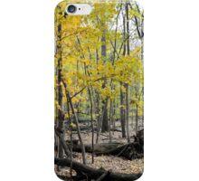 Hiking Herry Woods iPhone Case/Skin
