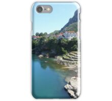 Neretva river,Mostar iPhone Case/Skin