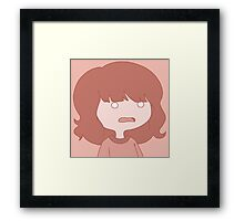 Oh Wow! Framed Print