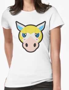 COLTON ANIMAL CROSSING  Womens Fitted T-Shirt