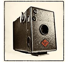 Agfa Box  Photographic Print