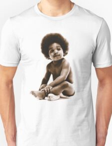 MUSIC - Notorious BIG Baby Cover T-Shirt
