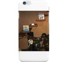 inside decoration iPhone Case/Skin