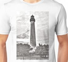 The Lighthouse at Cape May Unisex T-Shirt