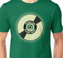 Golden Hits Country music Record  Unisex T-Shirt