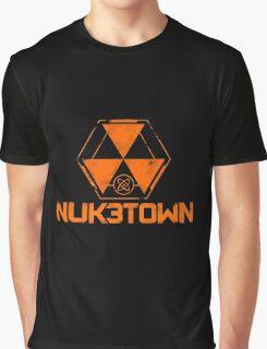 Nuk3town Graphic T-Shirt