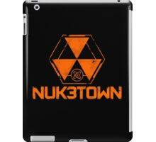 Nuk3town iPad Case/Skin
