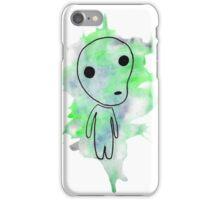 Watercolour Tree Spirit Studio Ghibli iPhone Case/Skin
