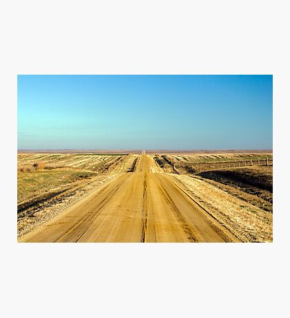 The Infinite Prairie Photographic Print