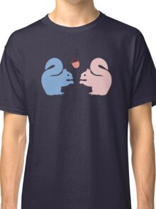 Squirrel friends in the 2016 Pantone Colors of the Year Classic T-Shirt