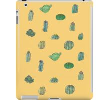 Comical Cacti iPad Case/Skin