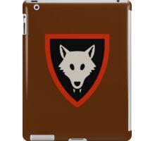 LEGO Castle - Wolfpack Shield iPad Case/Skin