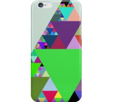 Sierpinski Shattered iPhone Case/Skin