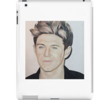 Niall Horan colored pencil iPad Case/Skin