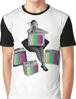 Color Graphic T-Shirt