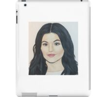 Kylie colored pencil iPad Case/Skin