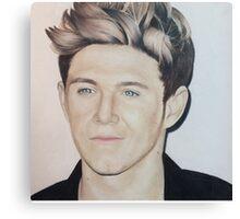 Niall Horan colored pencil Canvas Print