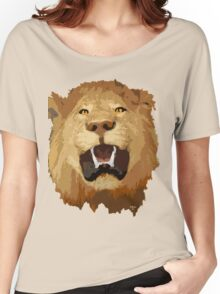 Lion 3 Women's Relaxed Fit T-Shirt