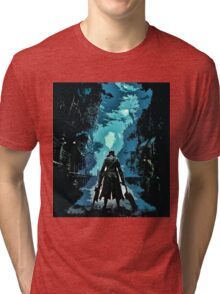 Bloodborne Tri-blend T-Shirt