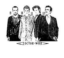 Doctors Photographic Print