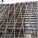 Modern Architecture, Amsterdam Avenue, New York City by lenspiro