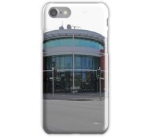 Fire station, Hobart (1) iPhone Case/Skin