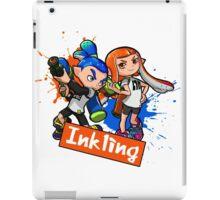Team Inkling Splat (Eng) iPad Case/Skin