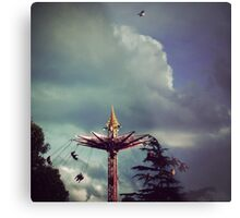 I can fly higher than you Metal Print