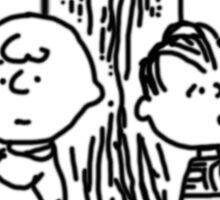 Modern Baseball // Charlie Brown *cleaner version* Sticker